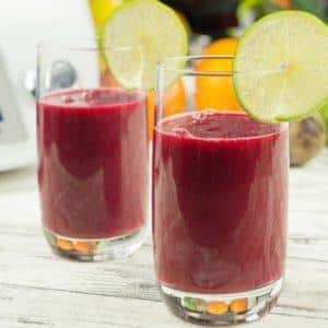 Anti-Erkältungs-Smoothie aus dem Thermomix