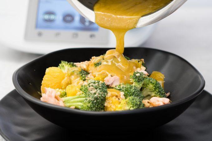 4x Brokkoli Salat Aus Dem Thermomix