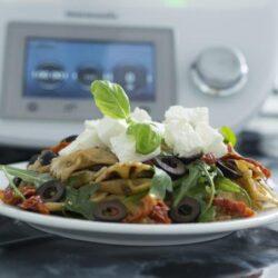 Mediterraner Grillsalat aus dem Thermomix ®