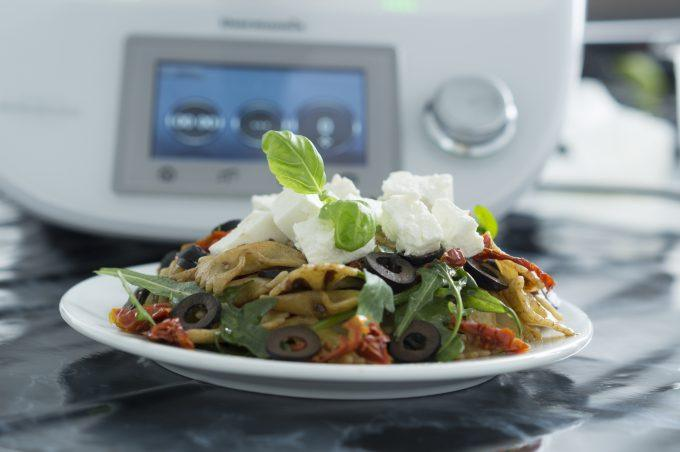 Sommerküche Thermomix : Fixer mediterraner nudelsalat aus dem thermomix ® u2022 will mixen.de