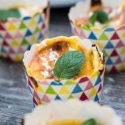 Limetten Cheesecakes aus dem Thermomix