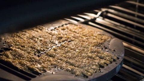 Brotsticks aus dem Thermomix im Ofen