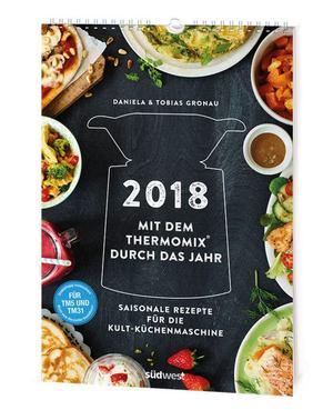 Kalender für Thermomix 2018