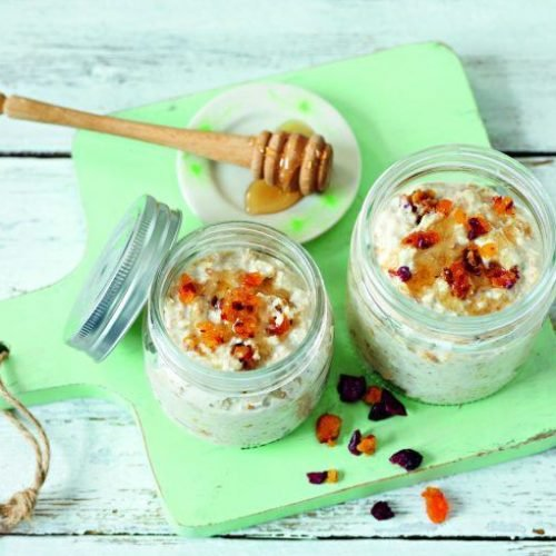 Overnight Oats aus dem Thermomix