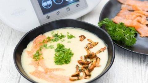Kartoffelsuppe aus dem Thermomix®