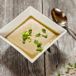 Linsen-Kokos-Suppe aus dem Thermomix