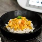 Gemuese Curry aus dem Thermomix
