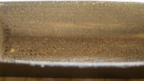 Kastenform zuckern