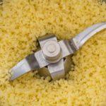 Geriebener Käse aus dem Thermomix