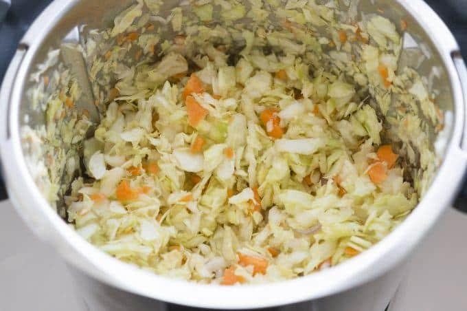 Krautsalat aus dem Thermomix®