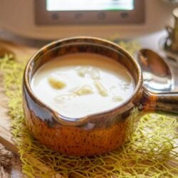 Spargelcremesuppe aus dem Thermomix®
