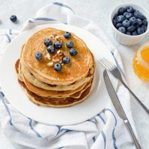 Buttermilch-Pancakes aus dem Thermomix®