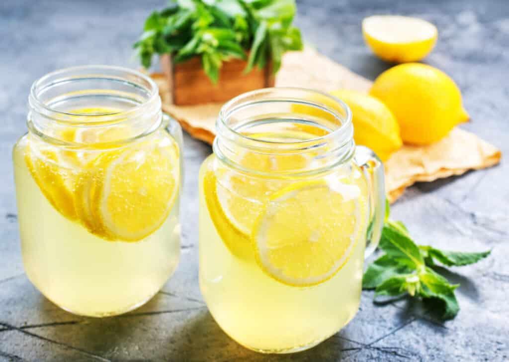 Zitronenlimonade aus dem Thermomix®