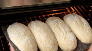 Baguettes aus dem Thermomix® im Ofen