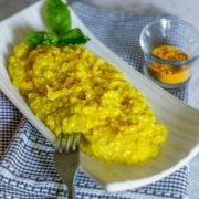 Curryrisotto mit Apfel aus dem Thermomix®