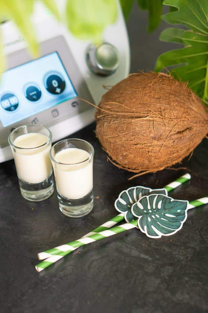 Kostlicher Kokoslikor Aus Dem Thermomix Will Mixen De