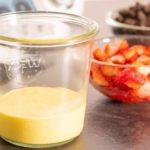 Pudding aus Thermomix im Glas