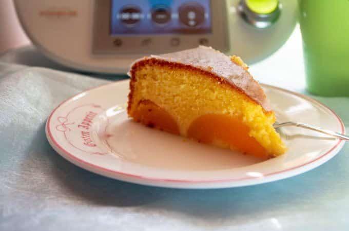 Saftiger Zitronen Pfirsich Kuchen Aus Dem Thermomix Will Mixen De