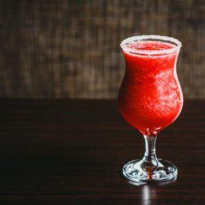 Erdbeerlimes - mit feiner Mandelnote aus dem Thermomix®