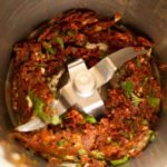 Tomaten-Mozzarella Dip aus dem Thermomix® beste Zutaten gemixt