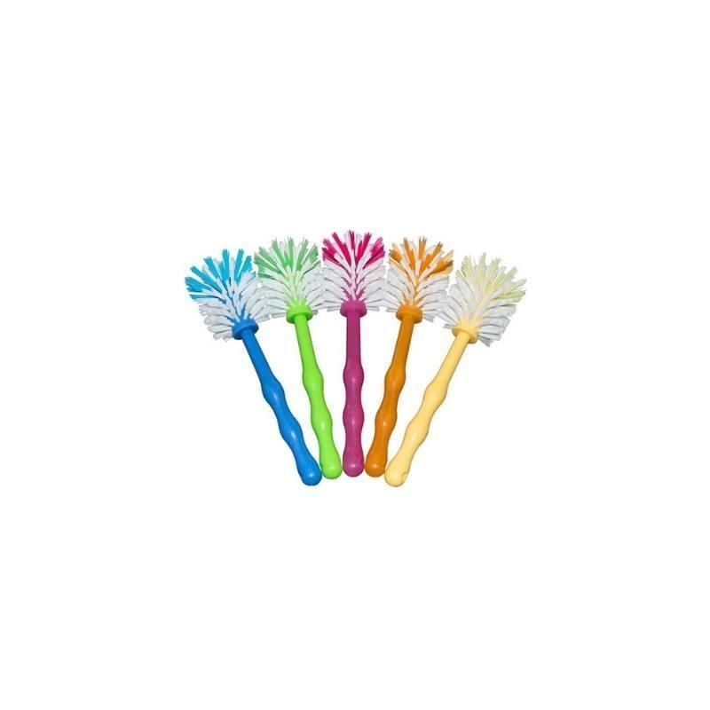 Bürsten für die Reinigung des Thermomix® 5er Set - blau, grün, rosa, pink, orange, gelb