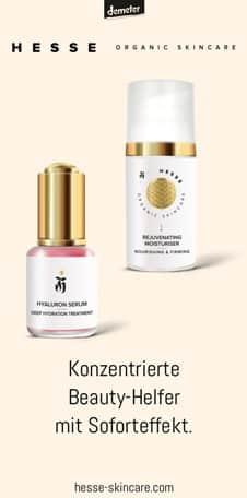 Hesse Skincare Banner 1