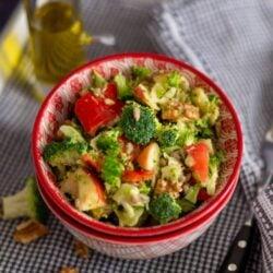 Brokkoli Salat aus dem Thermomix®