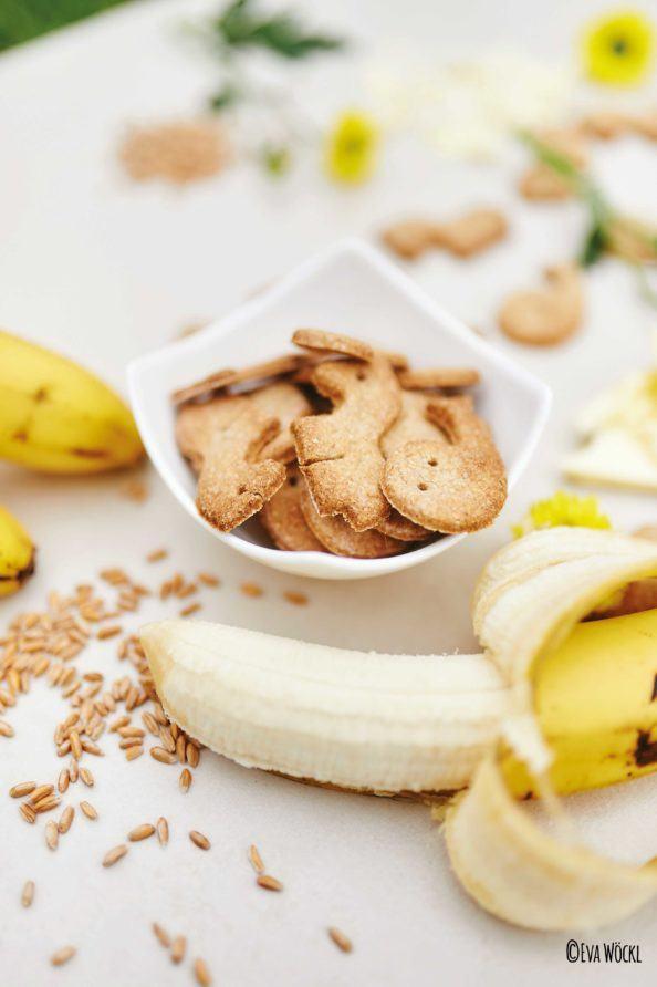 Bananenkekse aus dem Thermomix®