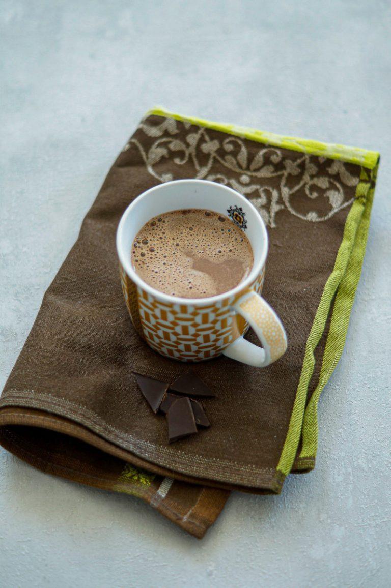 Heiße Schokolade aus dem Thermomix®