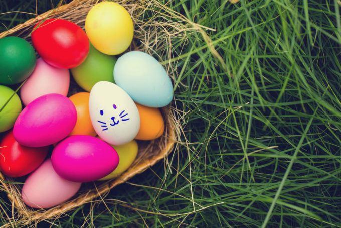 Eier gefärbt und gekocht aus dem Thermomix®
