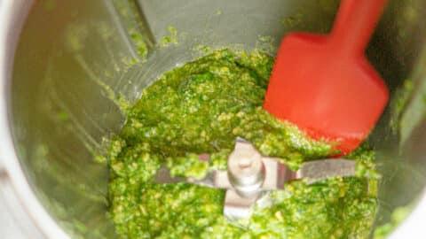 Pesto fertig im Thermomix