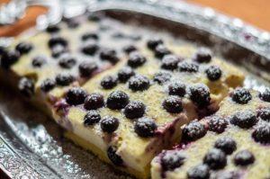 Heidelbeer-Käse-Kuchen aus dem Thermomix