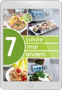 7 Salate mal anders für den Thermomix