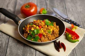 Chili-Con-Carne Reis aus dem Thermomix®