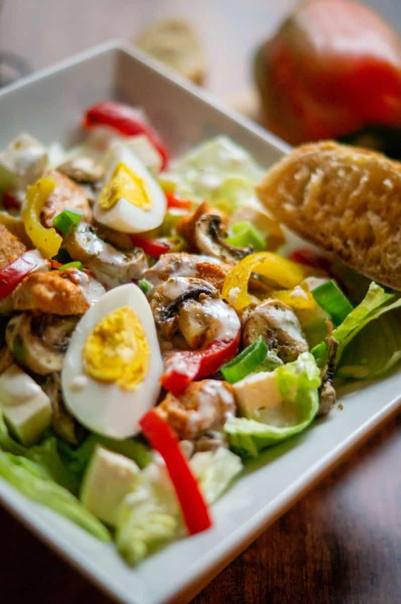 Sattmacher-Salat aus dem Thermomix