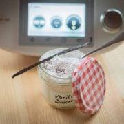 Vanillezucker im Thermomix® selber machen