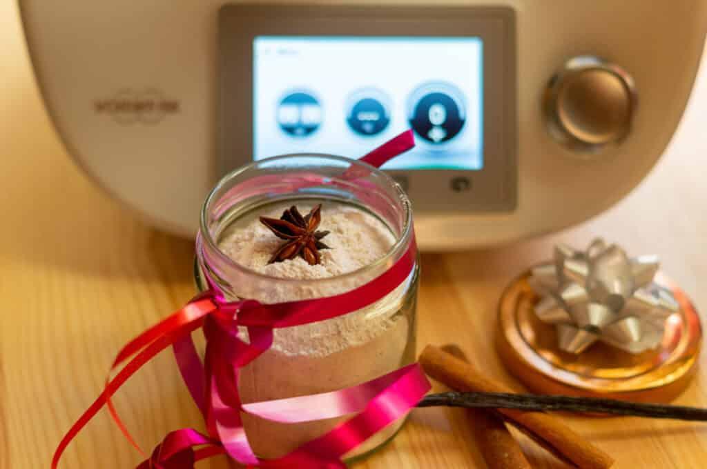 Weihnachts-Gewürzzucker im Thermomix®