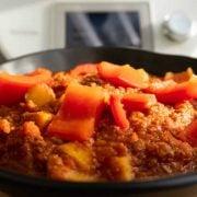 Hackfleisch-Kartoffel-Eintopf aus dem Thermomix®