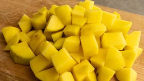 Kartoffeln für den Thermomix®
