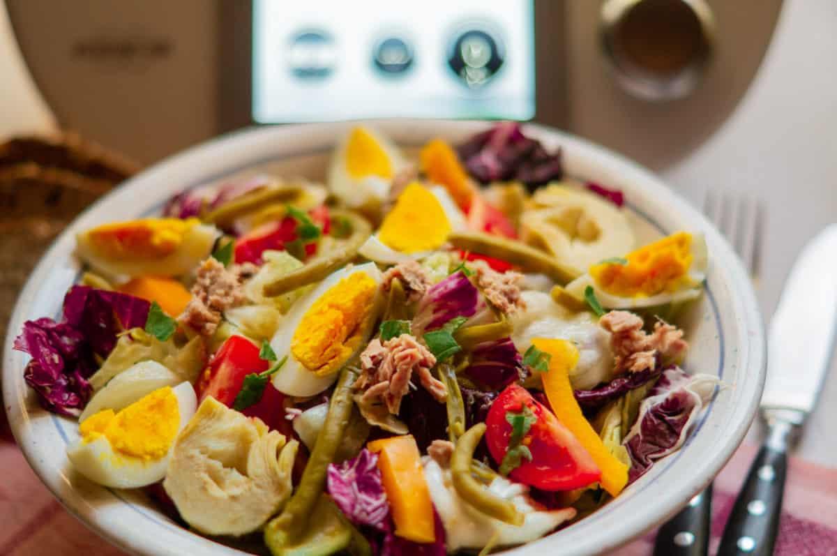Nizza Salat aus dem Thermomix®