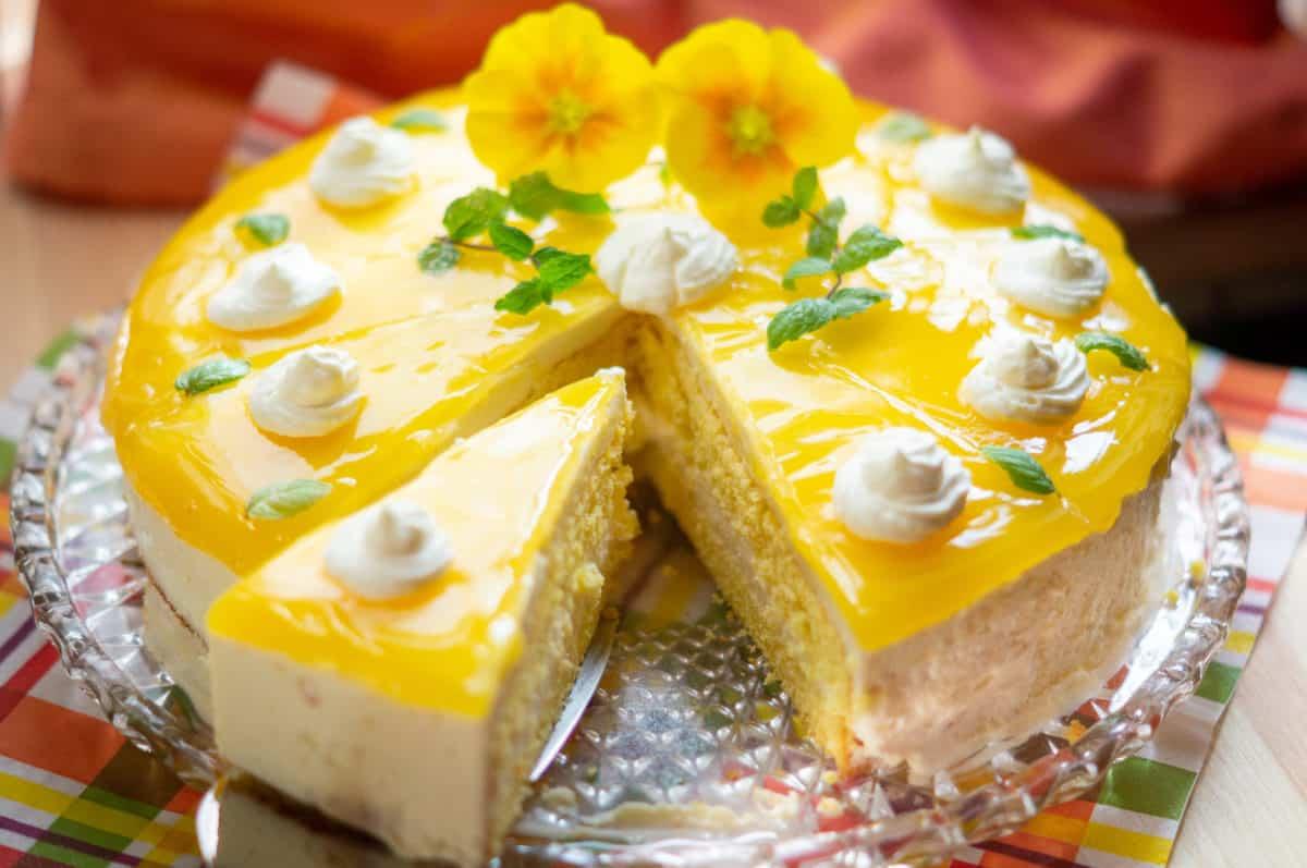 Solero-Torte aus dem Thermomix®