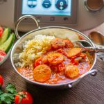 Currywurst Topf aus dem Thermomix®