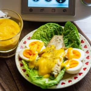 Dijonsauce aus dem Thermomix®- Abwandlung Sauce Hollandaise