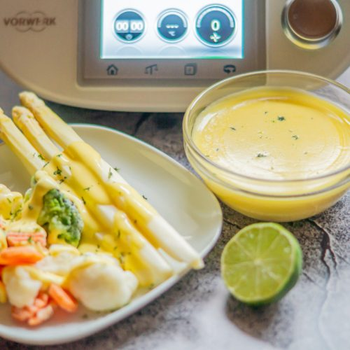 Limetten Hollandaise aus dem Thermomix®