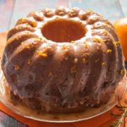 Orangen-Rosmarin-Kuchen aus dem Thermomix®