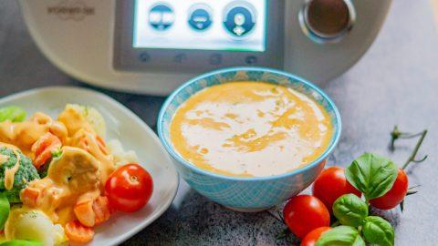 Tomaten-Hollandaise aus dem Thermomix®