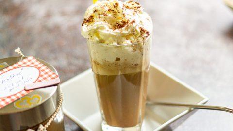 Eiskaffee-Pulver auf Vorrat aus dem Thermomix®