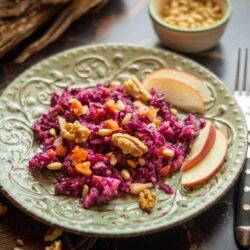 Klassischer Rotkohlsalat aus dem Thermomix®