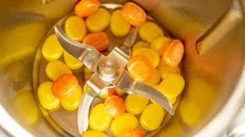 Nimm2-Bonbons im Mixtopf des Thermomix®