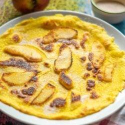Apfelpfannkuchen aus dem Thermomix®